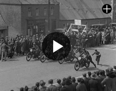 British Pathe Leinster 200