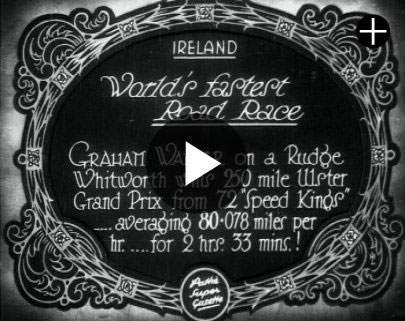 British Pathe worlds fastest race